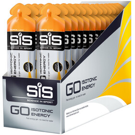 SiS GO Isotonic Energy Gel Box 30x60ml Tropical